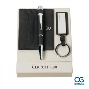 Kit Chaveiro CERRUTI Personalizado