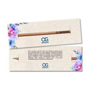 Lápis Semente Personalizado