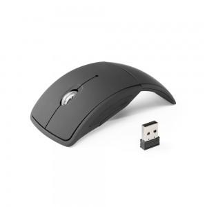 Mouse Wireless Dobrável Personalizado