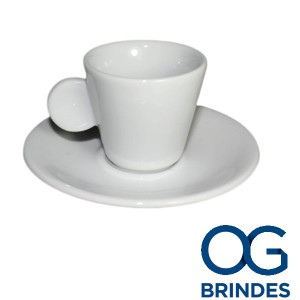 Xícara Café com Pires Personalizada