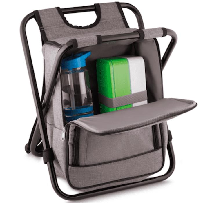 Bolsa Térmica 25L com Cadeira Personalizada