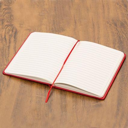 Caderno Moleskine Personalizado 18 x 13