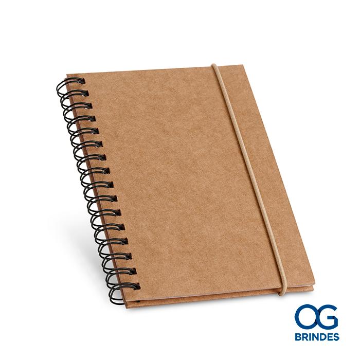 Caderno Capa Dura Personalizado - 93707