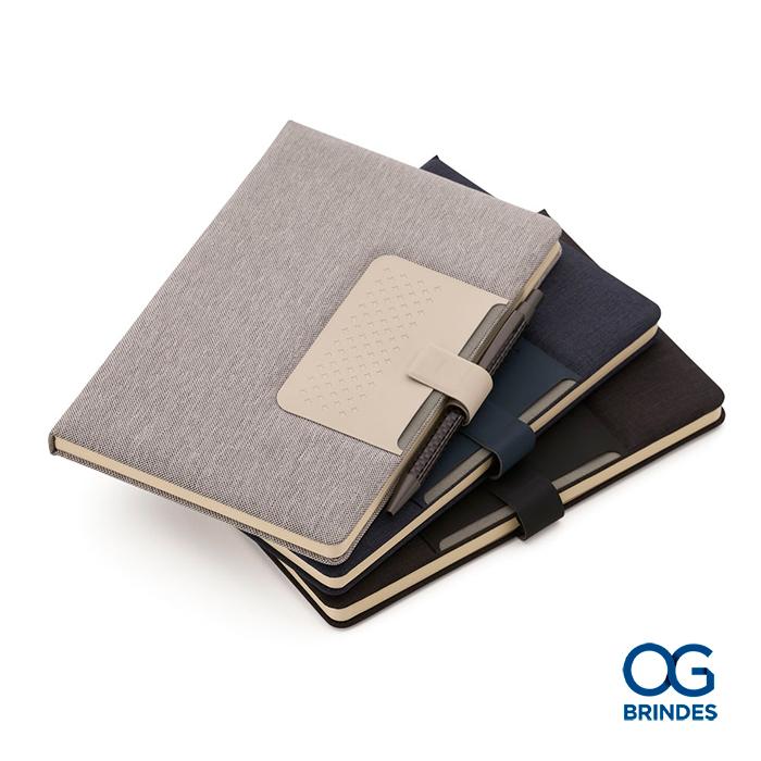 Caderno de Anotações Personalizado - CAD280