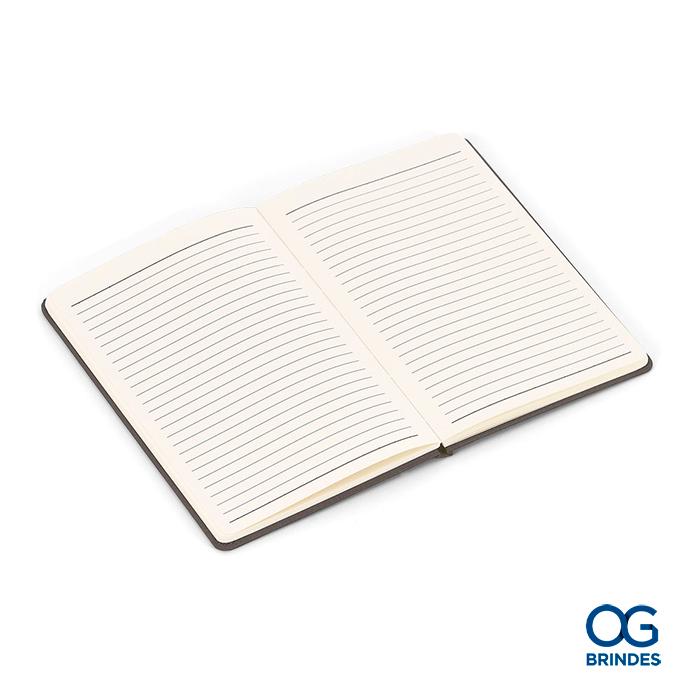 Caderno Power Bank Indução Personalizado - CAD250