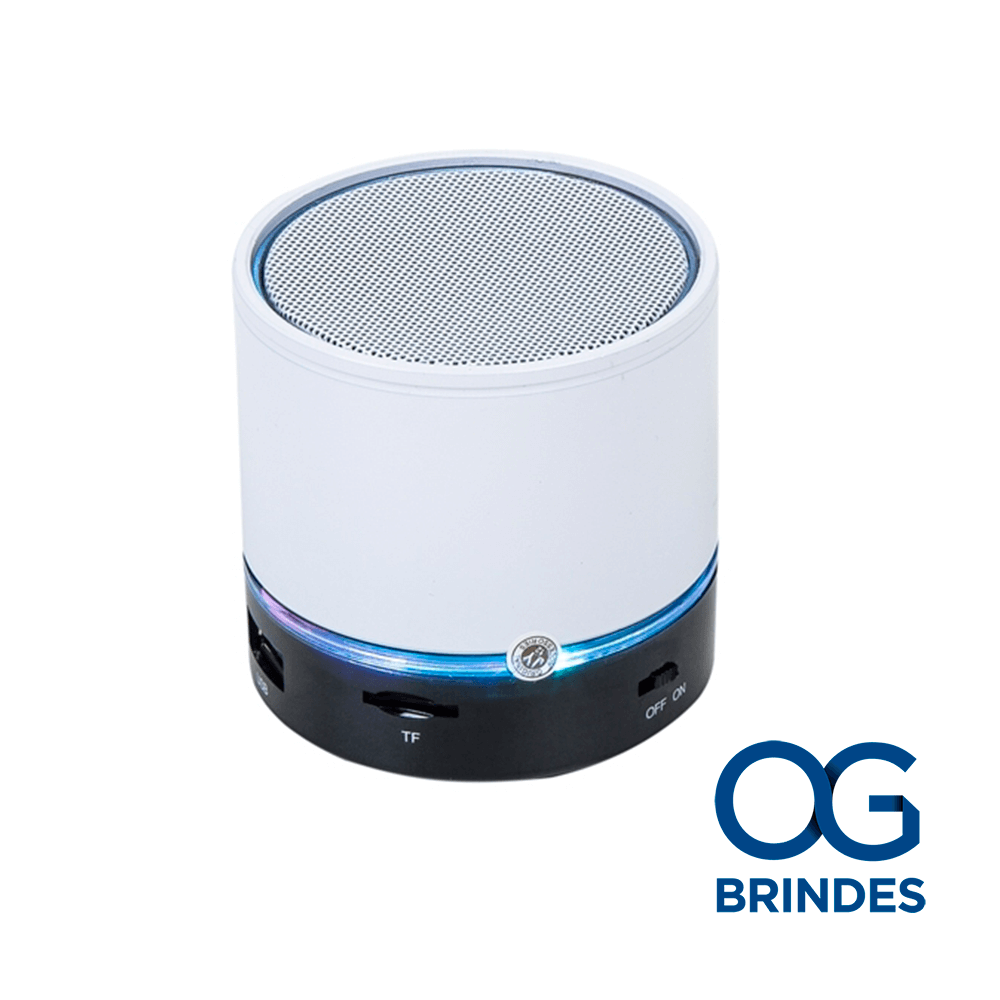 Caixa de Som Multimídia Bluetooth Personalizada