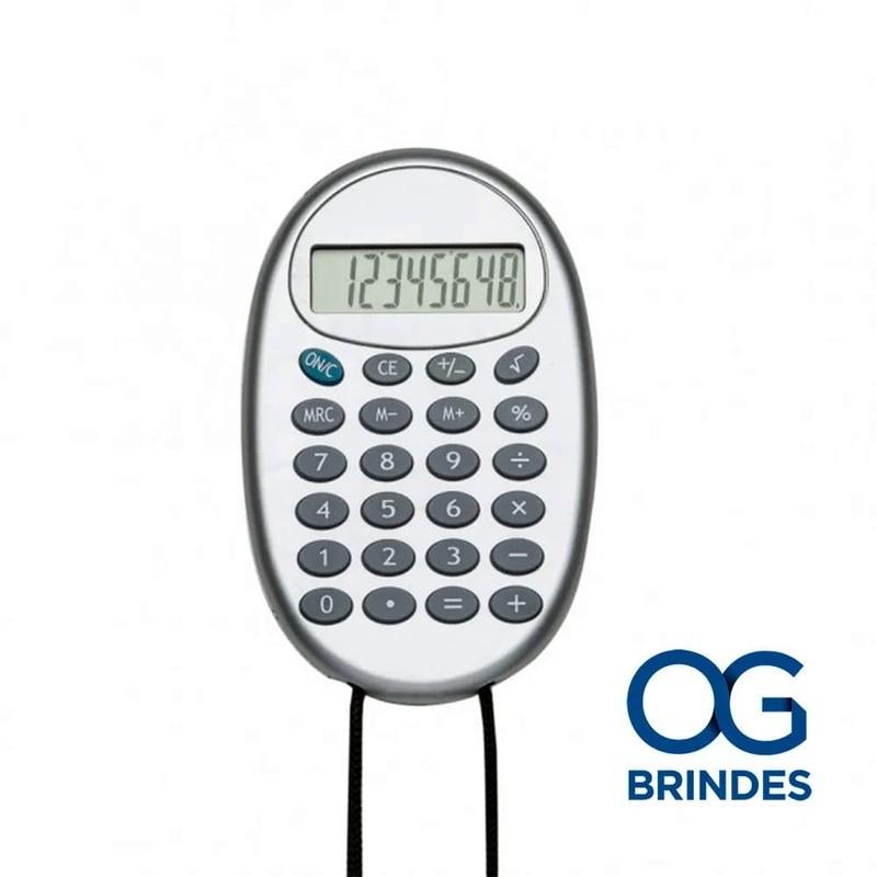 Calculadora com Cordão Personalizado