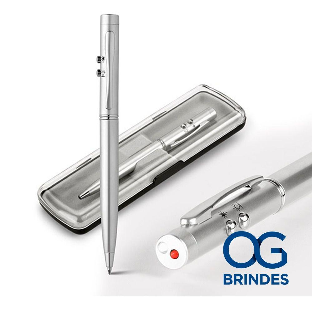 Caneta Multifunção Laser Personalizada - 91821