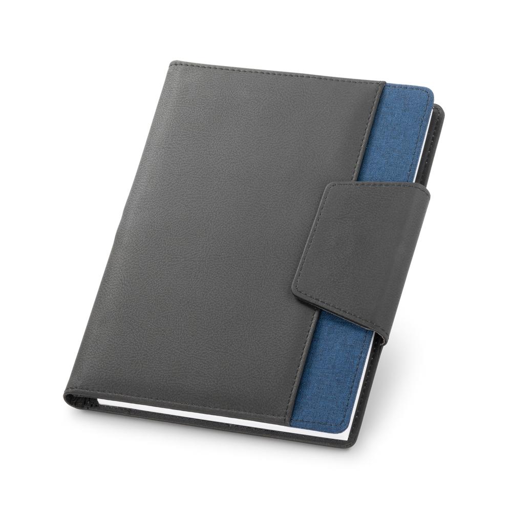 Capa Caderno Couro Personalizada