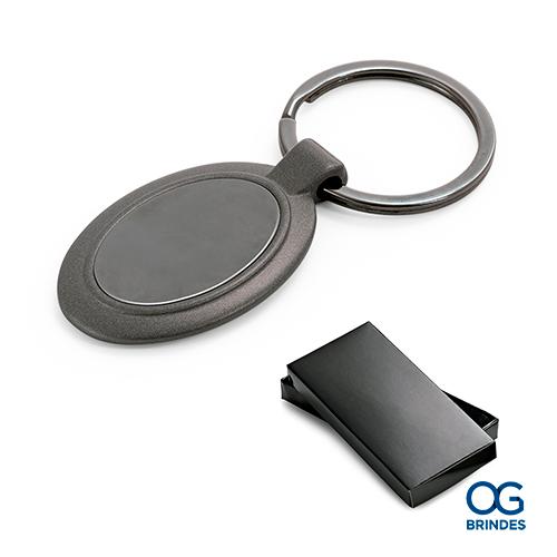 Chaveiro Metálico Personalizado - 93396