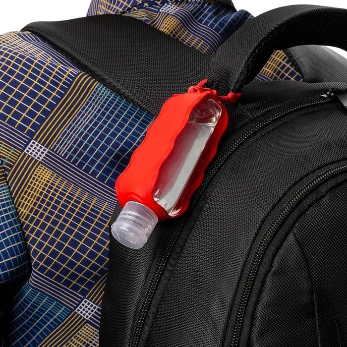 Chaveiro Porta Álcool Gel Personalizado