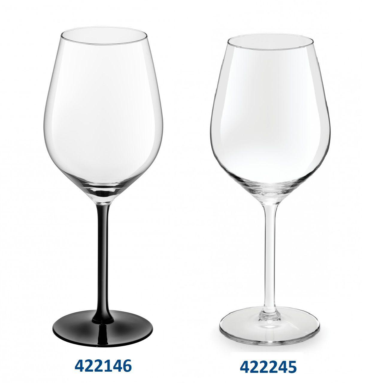 Conj 4 Taças para Vinho Gallery Personalizadas