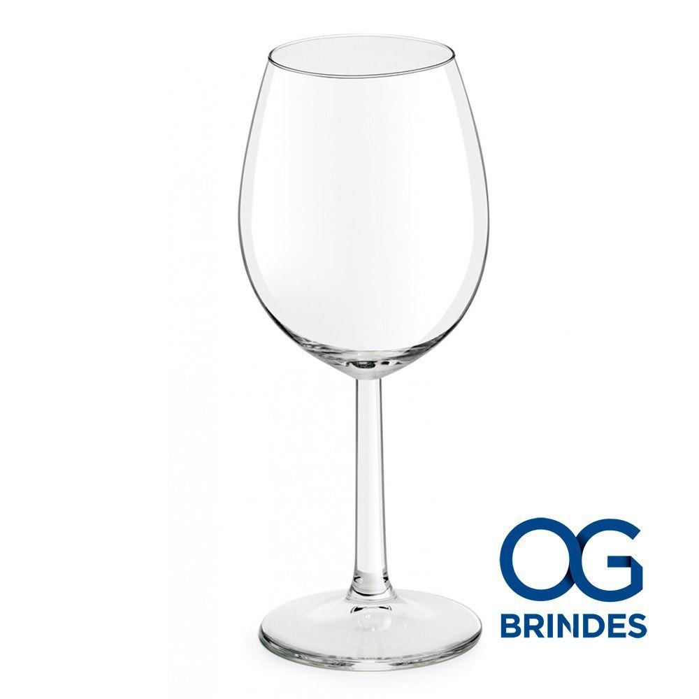 Conj 6 Taças p/ Vinho Vinissimo Personalizadas