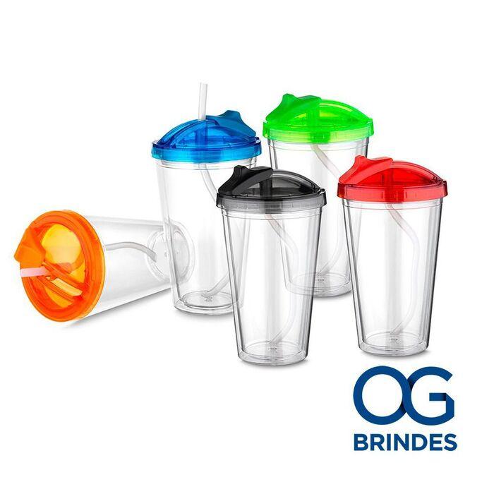 Copo Plástico 470ml Personalizado - CO6021