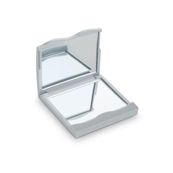 Espelho Duplo de Maquiagem Personalizado