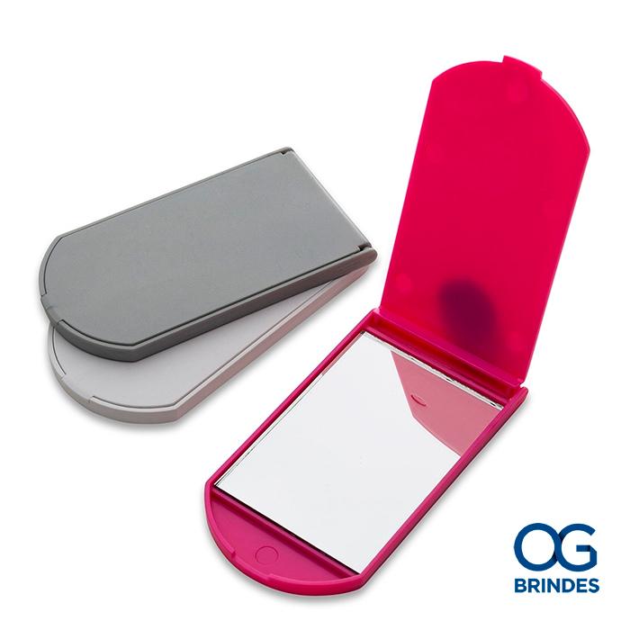 Espelho Plástico Personalizado