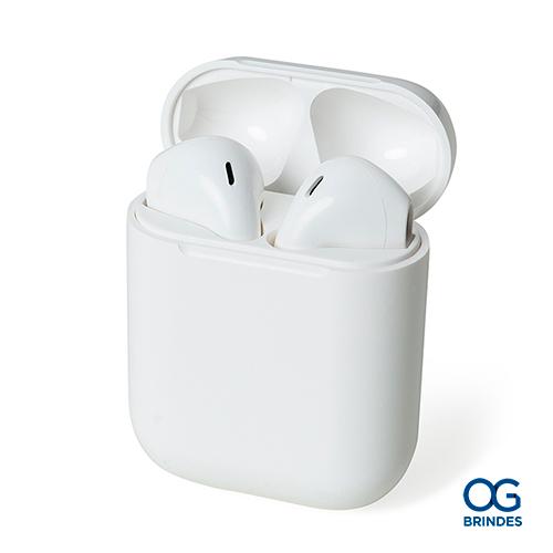 Fone de Ouvido Bluetooth Personalizado - 18596