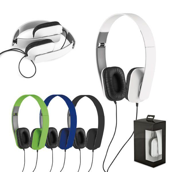 Fone de Ouvido Estéreo Personalizado - 97321