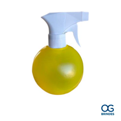 Frasco Álcool em Gel Plástico 350ml Personalizado