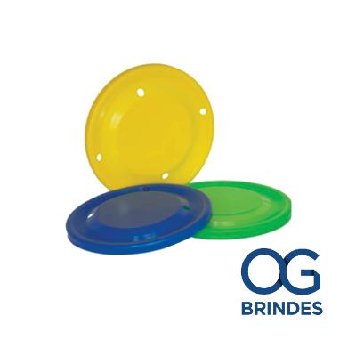 Frisbee Plástico Personalizado