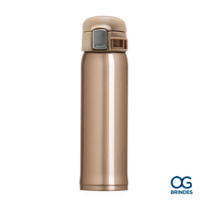 Garrafa Térmica Metal 450ml Personalizada - 13766