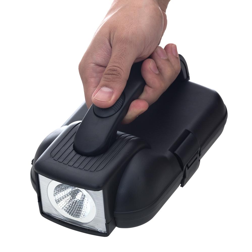 Kit Ferramenta 19 Peças com Lanterna Personalizado - 07494