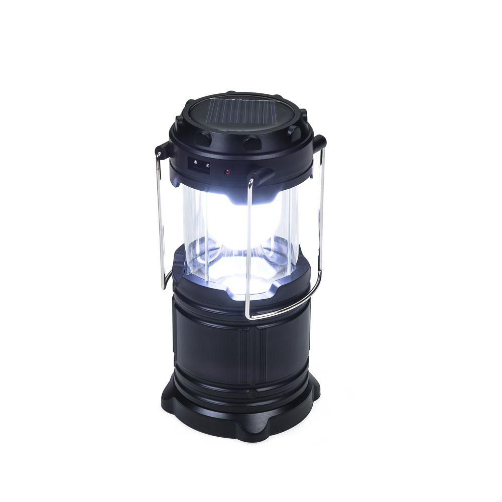Lampião de LED Recarregável Personalizada