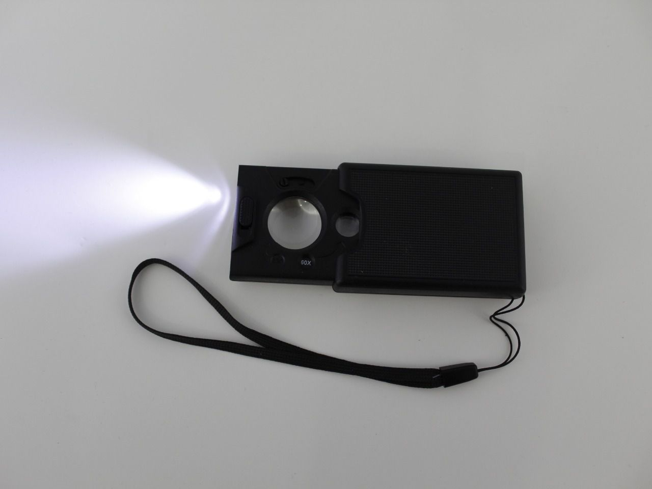 Lupa Agrônoma UV 60x 30x Personalizada