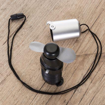 Mini Ventilador de Mão Personalizado