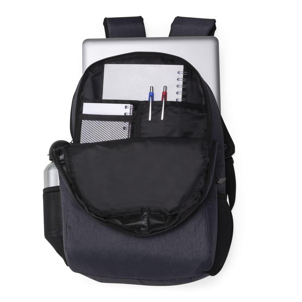 Mochila Notebook Poliéster Personalizada - 14072