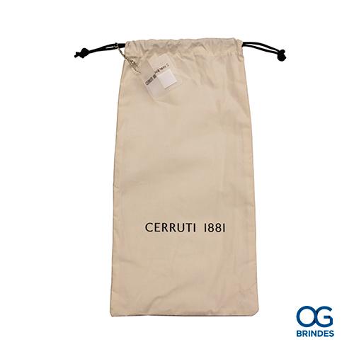 Necessaire CERRUTI de Couro Personalizada - 42002