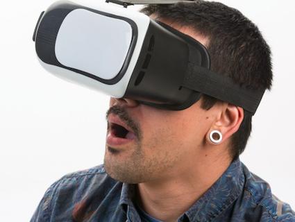 Óculos 3D Realidade Virtual Personalizado