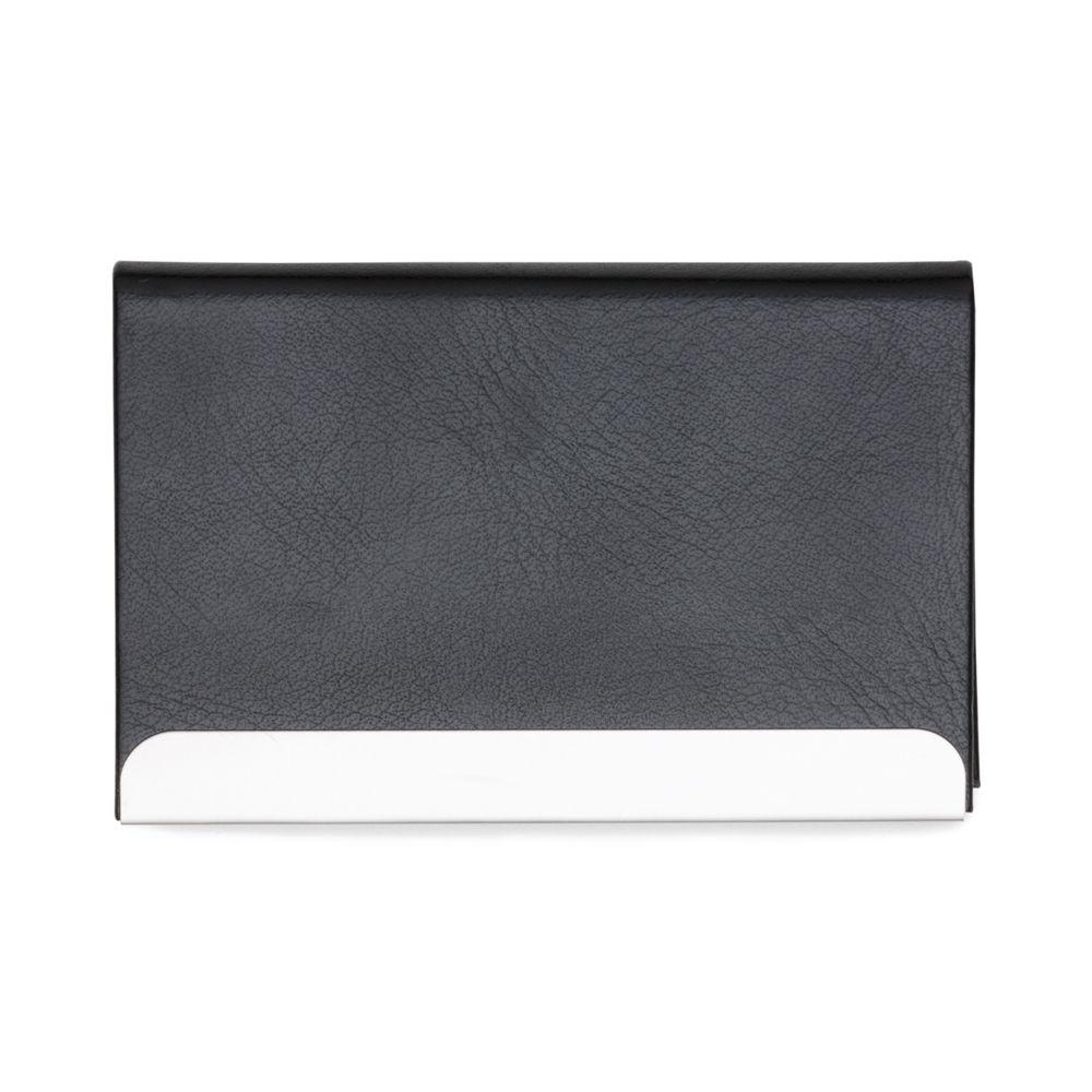 Porta Cartão Couro Sintético Personalizado