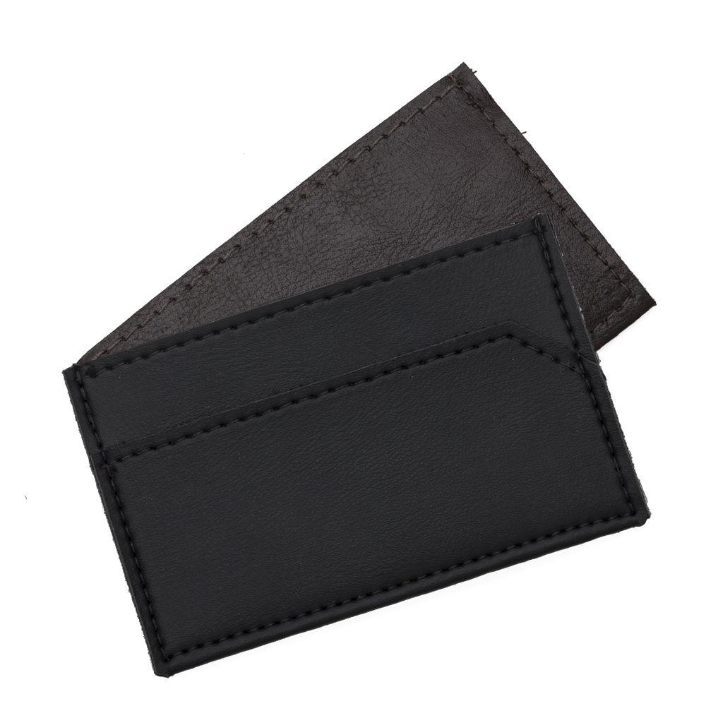 Porta Cartão de Couro Personalizado