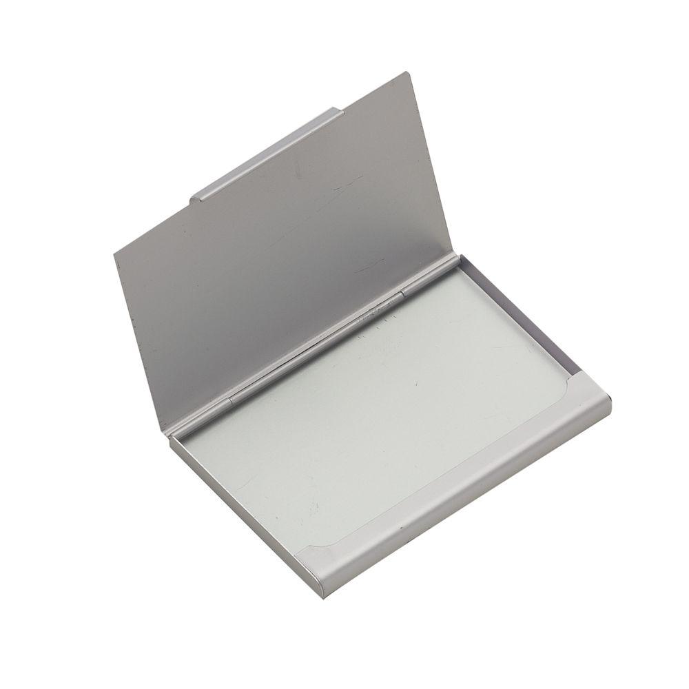 Porta Cartão de Metal Personalizado