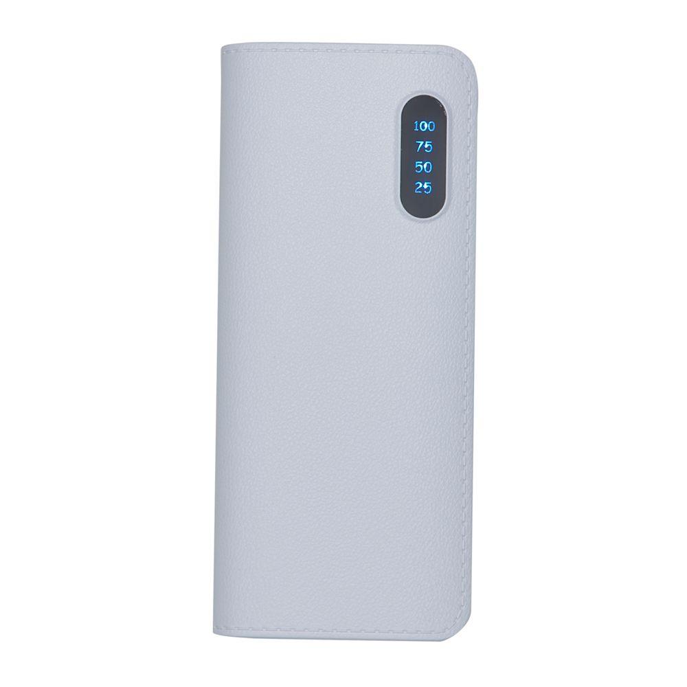 Power Bank Plástico com Níveis Personalizado - 2041