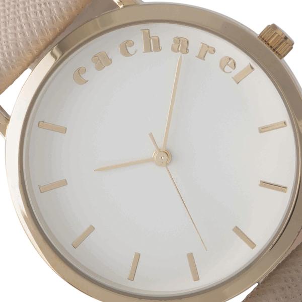 Relógio CACHAREL Couro Personalizado - 41039