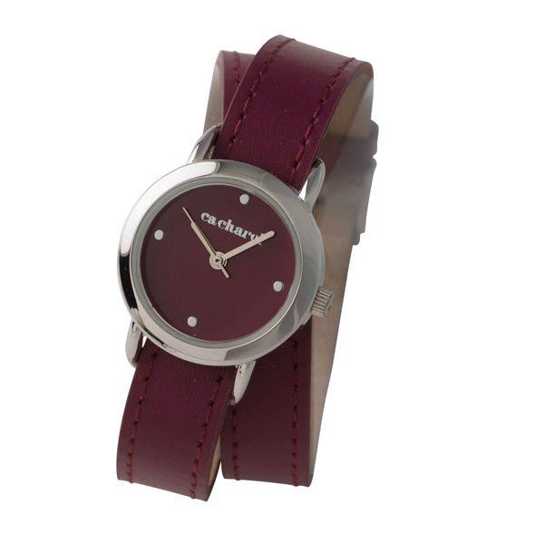 Relógio Cacharel Plástico Personalizado