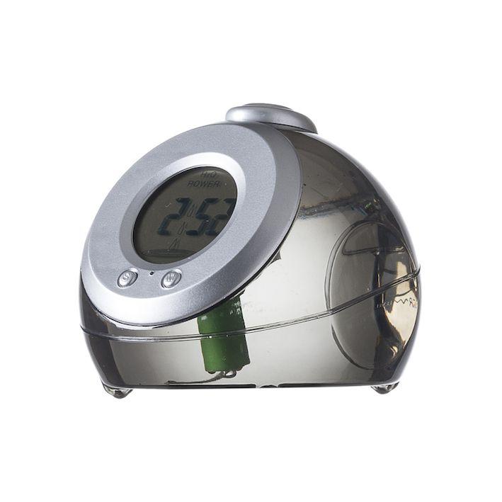 Relógio Digital Movido a Água Personalizado