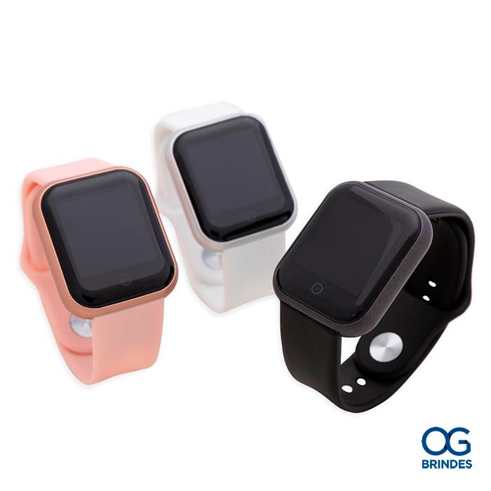 Relógio Smartwatch D20 Personalizado