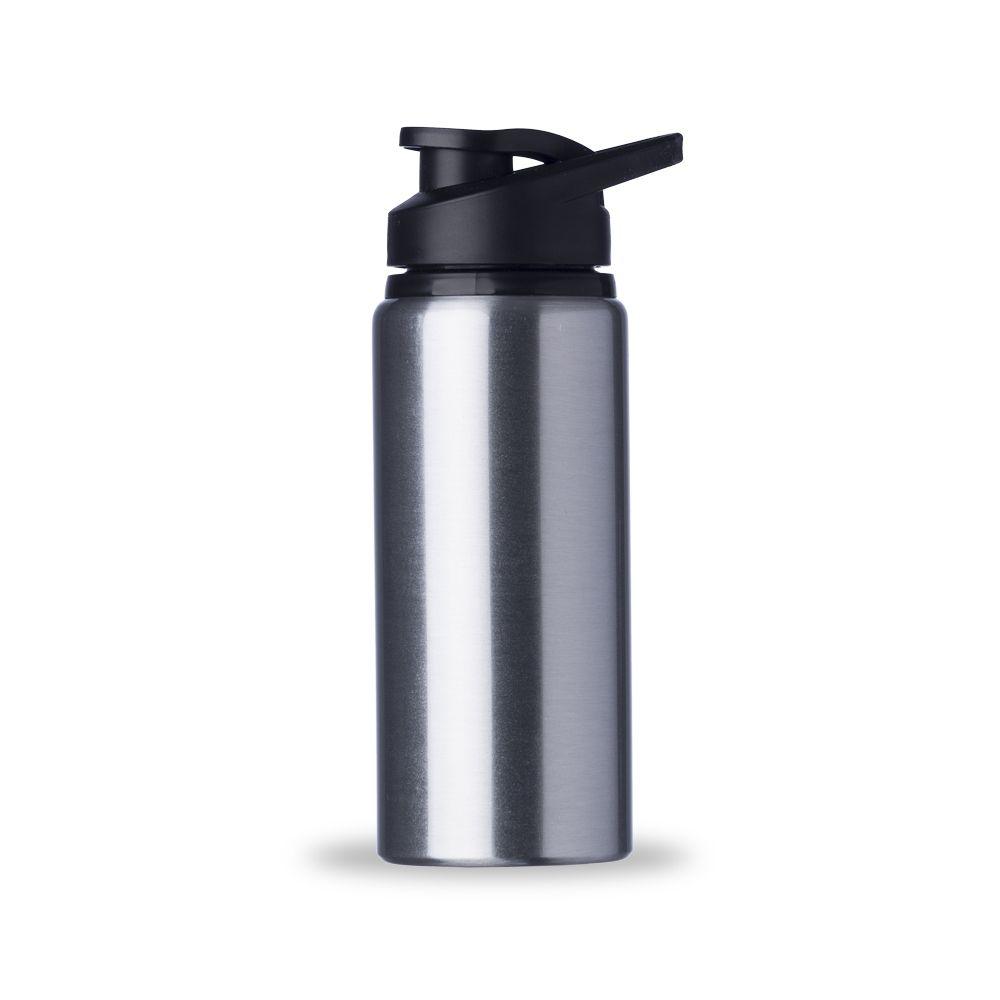 Squeeze Brilhante 600ml Alumínio Personalizado