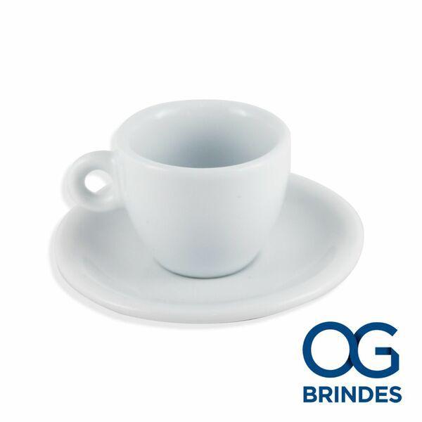 Xícara de café 70 ml Personalizada