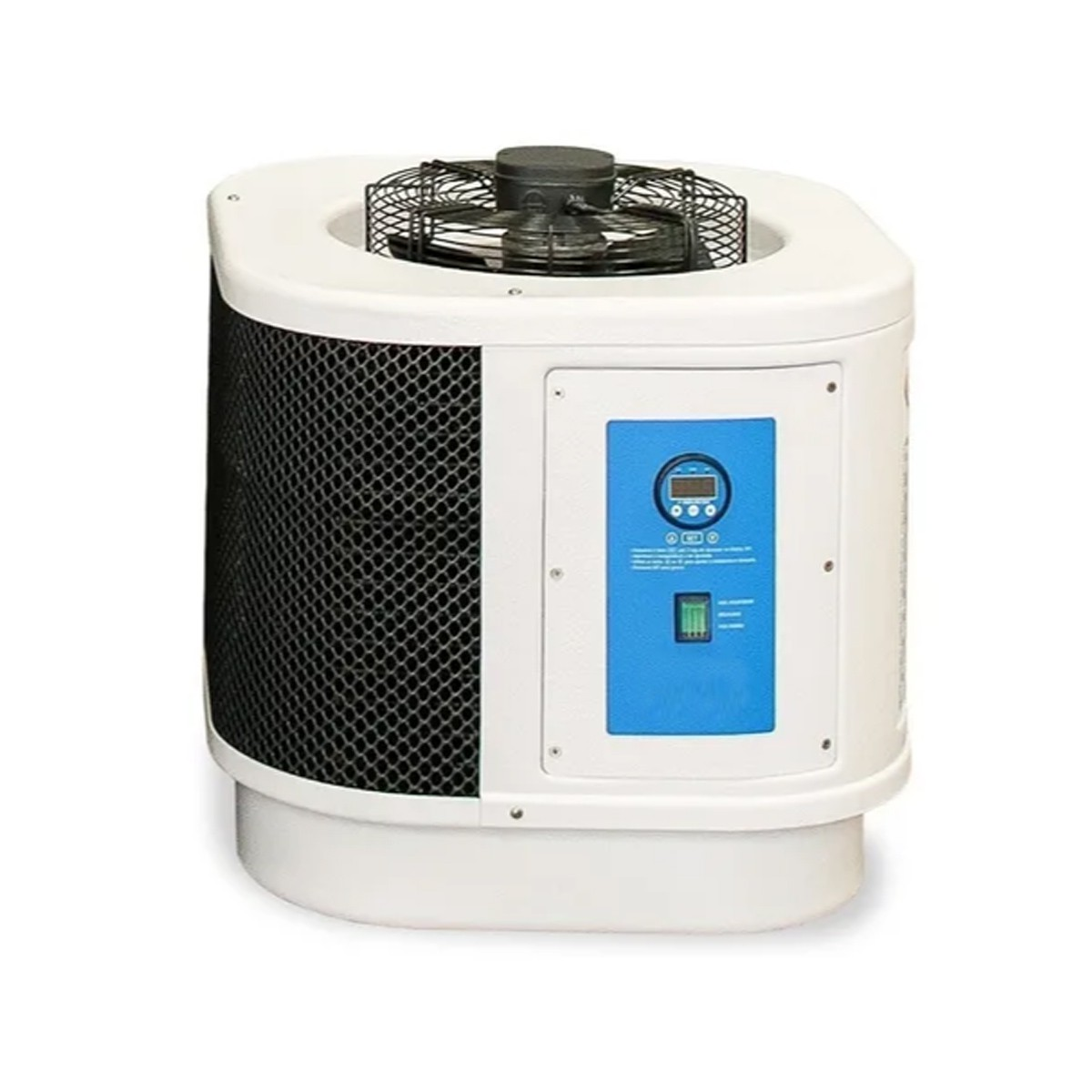 Aquecedor De Piscina Bomba De Calor Ideal Para 15 Mil Litros
