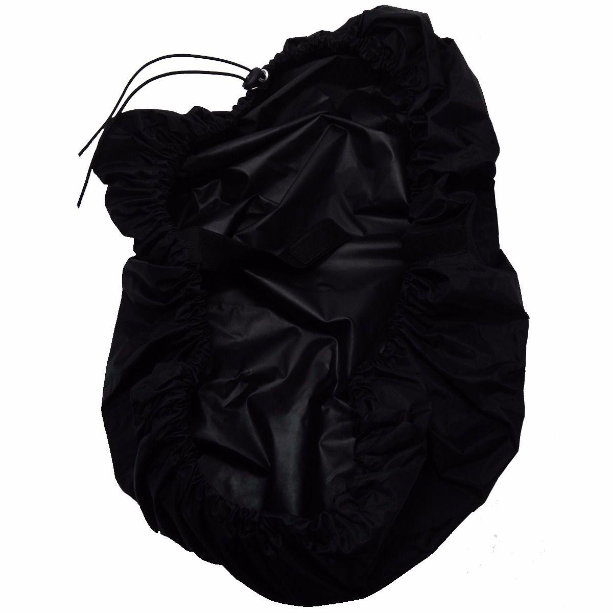 Capa Mochila Impermeável Proteção Chuva Nylon Pantaneiro
