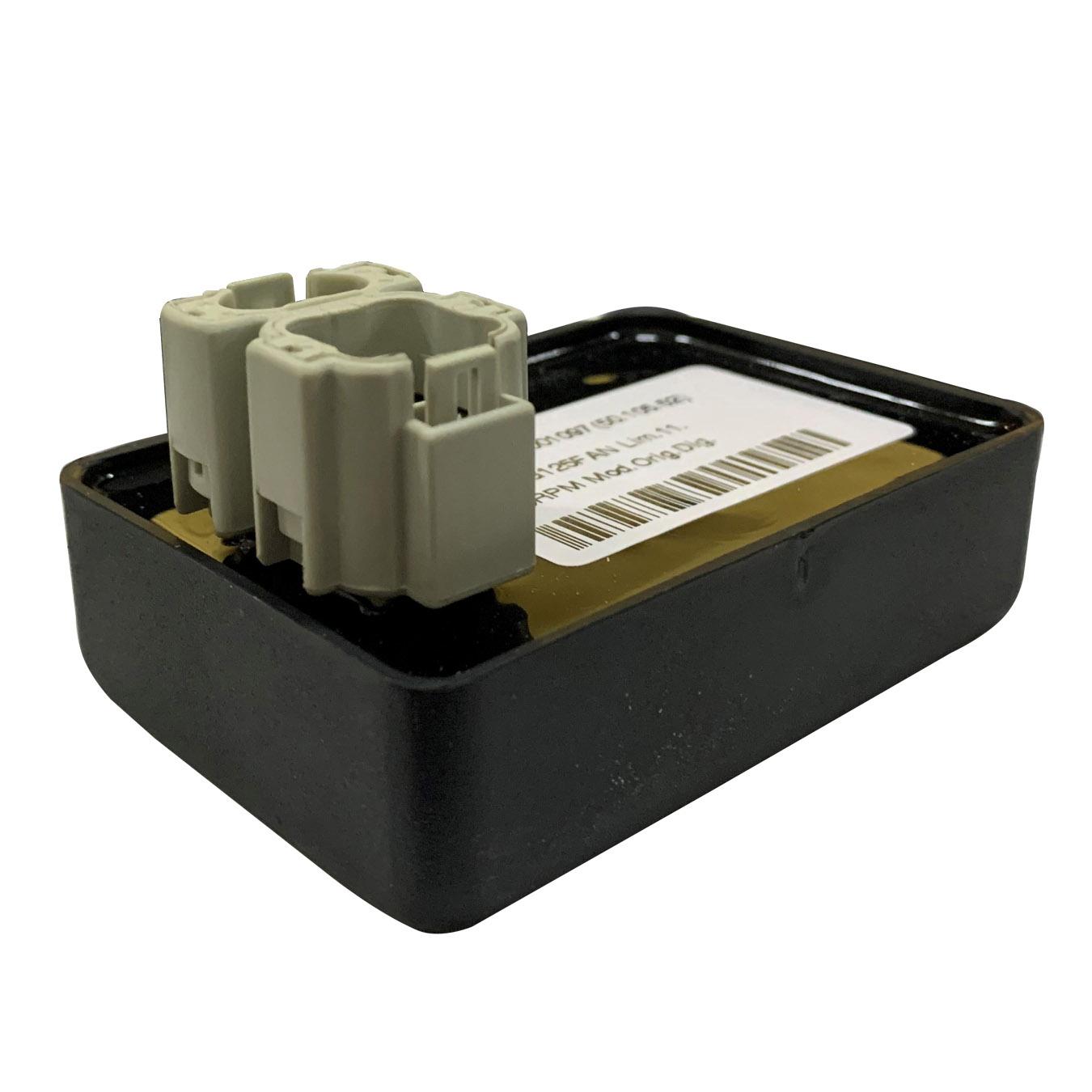 Cdi Compatível Com Cg125 Fan Servitec