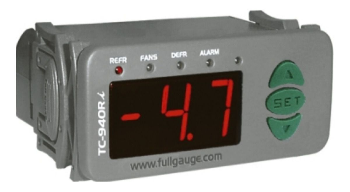 Controlador De Refrigeração Tc 940ri Full Gauge