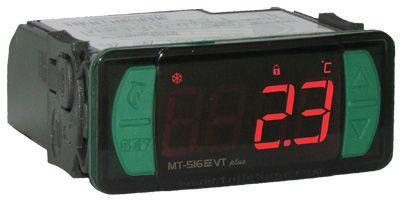 Controlador De Temperatura C/ Timer Full Gauge Mt 516 evt Plus