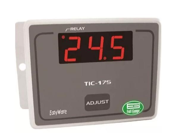 Controlador De Temperatura Tic-17s Bivolt