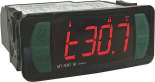 Controlador de Temperatura e Umidade Mt 530 E Super