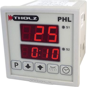 Controlador de Tempo e Temperatura - PHL080N
